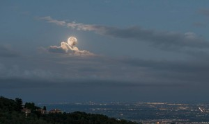 La Luna gigante