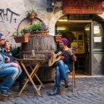 Mauro Francesconi - Na voce na chitarra e o poco e vino