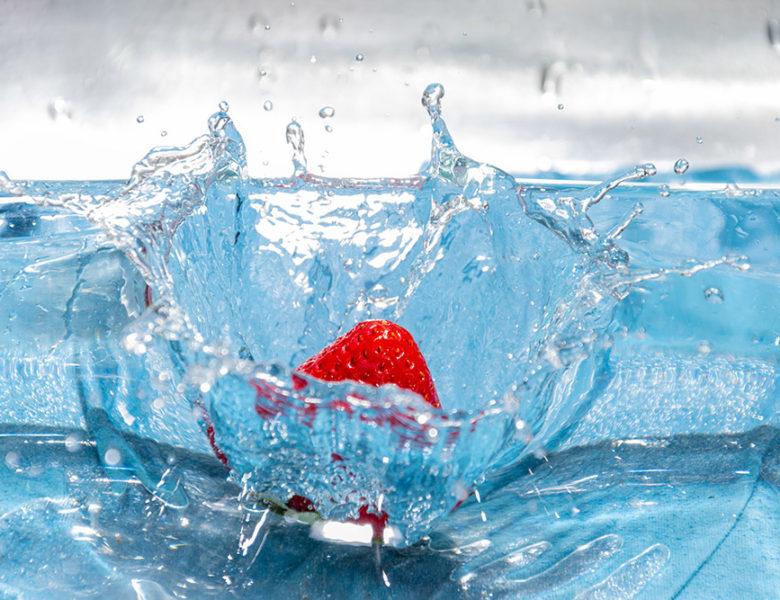 Esercizio Fotografico: In cerca del rosso.