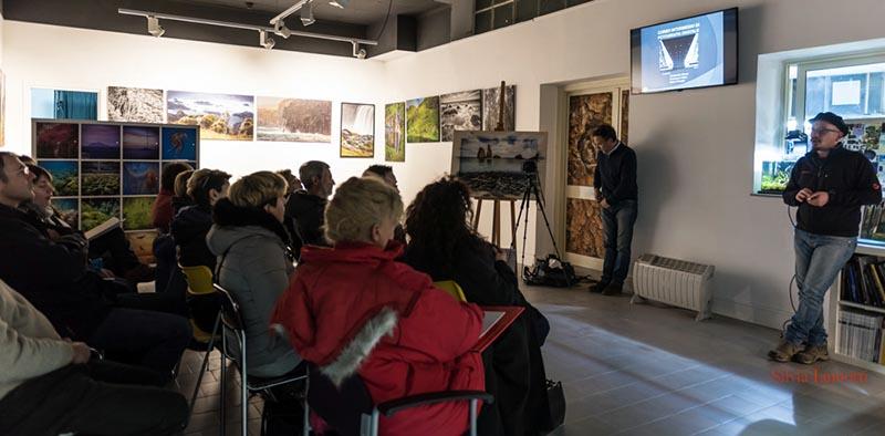 Corso in aula di Fotografia ai Castelli Romani