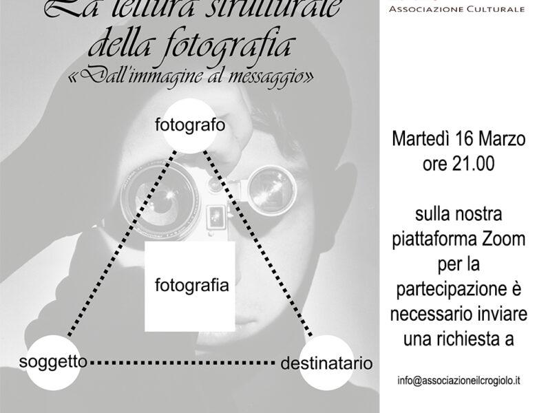 La lettura strutturale della fotografia di Enrico Maddalena